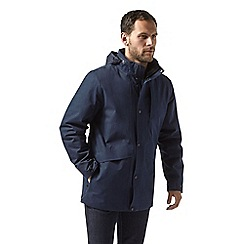 Craghoppers - Blue 'Axel' insulating waterproof jacket