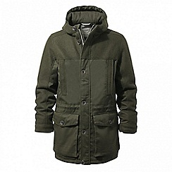 Craghoppers - Green 'Anders' waterproof jacket