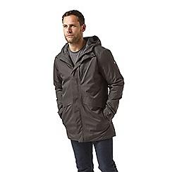 Craghoppers - Grey Struan Gore-Tex waterproof jacket