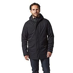 Craghoppers - Blue struan gore-tex waterproof jacket