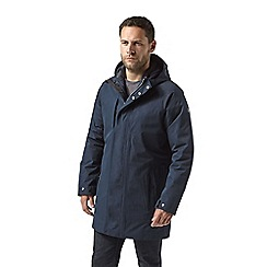 Craghoppers - Blue 'Eoran' 3 in 1 waterproof jacket