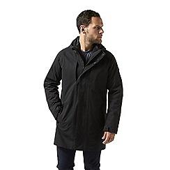 Craghoppers - Black 'Eoran' 3 in 1 waterproof jacket