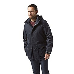 Craghoppers - Blue feargan waterproof jacket