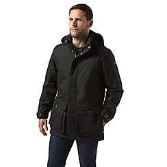 Craghoppers - Black feargan waterproof jacket