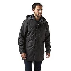 Craghoppers - Grey Herston 3 in 1 waterproof jacket