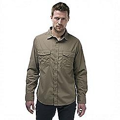 Craghoppers - Pebble kiwi long sleeved shirt f6e5bfd59