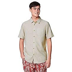 Craghoppers - Green 'Evans' short sleeved shirt