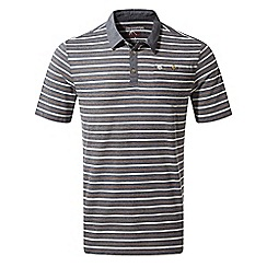 Craghoppers - Grey nl 'Gilles' Short sleeved polo shirt