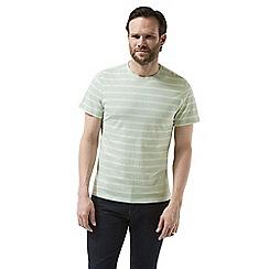 Craghoppers - Blue bernard short sleeved t-shirt