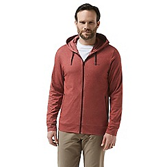 Craghoppers - Red nosilife tilpa hooded jacket