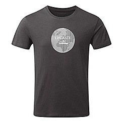 Craghoppers - Grey railton Short sleeved t-shirt