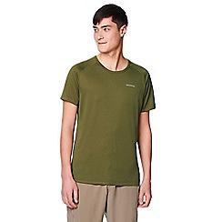 Craghoppers - Green nosilife short sleeved t-shirt