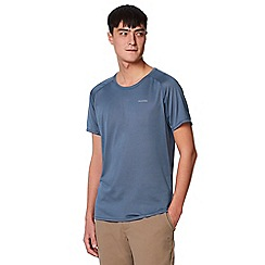 Craghoppers - Blue nosilife short sleeved t-shirt