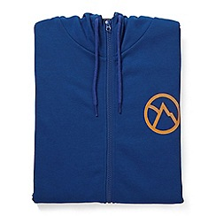 Craghoppers - Blue discovery adventures hooded jacket