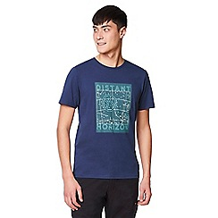 Craghoppers - Blue discovery adventures Short sleeved t-shirt