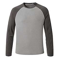 Craghoppers - Grey 1st layer long sleeved t-shirt