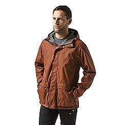 Craghoppers - Orange 'Kiwi' classic waterproof jacket