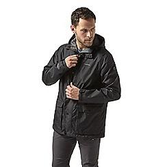 Craghoppers - Black 'Kiwi' classic waterproof jacket