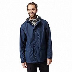Craghoppers - Night blue kiwi classic waterproof jacket