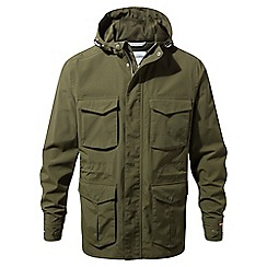 Craghoppers - Green nosilife 'Forester' jacket