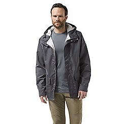Craghoppers - Blue anson waterproof jacket