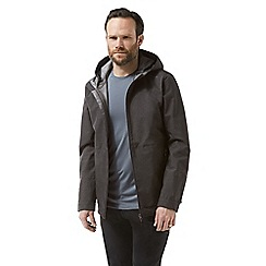 Craghoppers - Black vertex waterproof jacket