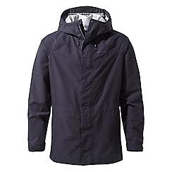 Craghoppers - Blue corran gore-tex jacket