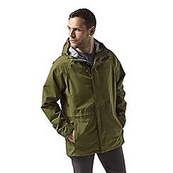 Craghoppers - Green 'Corran' gore-tex jacket