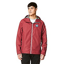 Craghoppers - Red discovery adventures waterproof jacket