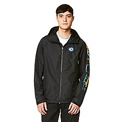 Craghoppers - Black discovery adventures waterproof jacket