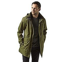 Craghoppers - Green 'Brae' waterproof jacket
