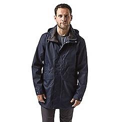 Craghoppers - Blue 'Brae' waterproof jacket