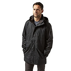 Craghoppers - Black 'Brae' waterproof jacket