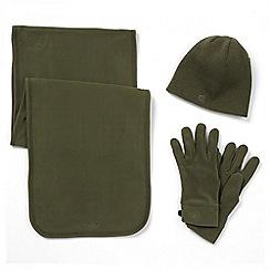 Craghoppers - Green 'Essential' ii fleece set