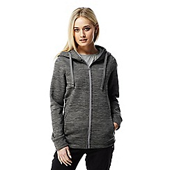 Craghoppers - Platinum vector hooded fleece jacket