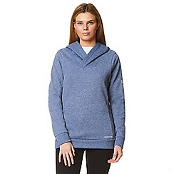 Craghoppers - Blue 'Callins' hooded top
