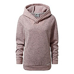 Craghoppers - Pink 'Callins' hooded top
