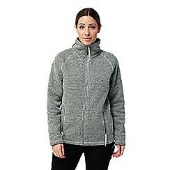 Craghoppers - Grey 'Jasmine' full zip fleece jacket
