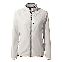Craghoppers - Grey caitlin fleece jacket
