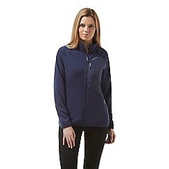 Craghoppers - Blue Caitlin fleece jacket