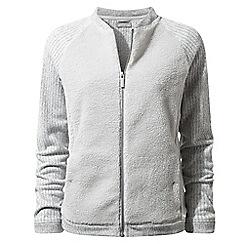 Craghoppers - Grey bella two tone fleece jacket