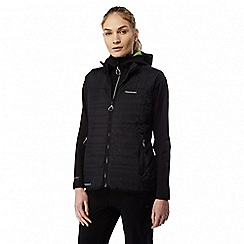 Craghoppers - Black compresslite reversible bodywarmer