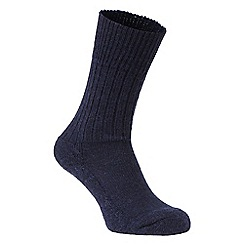 Craghoppers - Blue womens hiker socks