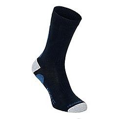 Craghoppers - Blue 'Nosilife' adventure socks