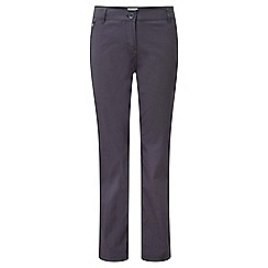 Craghoppers - Graphite kiwi pro stretch trousers - regular leg length