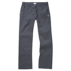 Craghoppers - Graphite kiwi pro winter-lined trousers