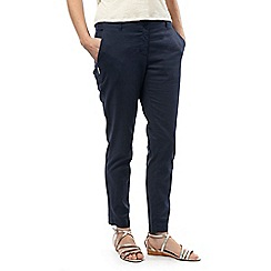 Craghoppers - Soft navy Odette casual pants