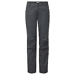 Craghoppers - Charcoal C65 walking trousers