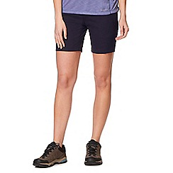 Craghoppers - Navy kiwi pro shorts