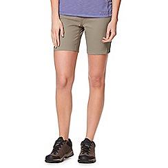 Craghoppers - Beige kiwi pro shorts